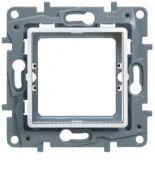 (665195) Адаптер для механизма MOSAIC белый ETIKA. Legrand