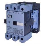 (4646565) Контактор CES 85.22. Iном=85 A. 45 кВт. Uкат.=220 В ~ 50 Гц. ETI