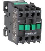 LC1E0601M5 Контактор Tesys E. Iном = 6 Aмпер. 2.2 кВт. 1NC. Uкатушки =220В ~ 50 Гц. Schneider Electric