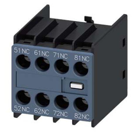 (3RH2911-1GA04) Дополнительный блок-контакт DIN EN 50011