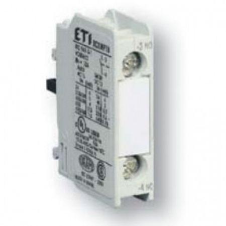 (4641510) Блок-контактов (фронтальный) к контакторам CEM. BCXMFE 10. 1NO. ETI