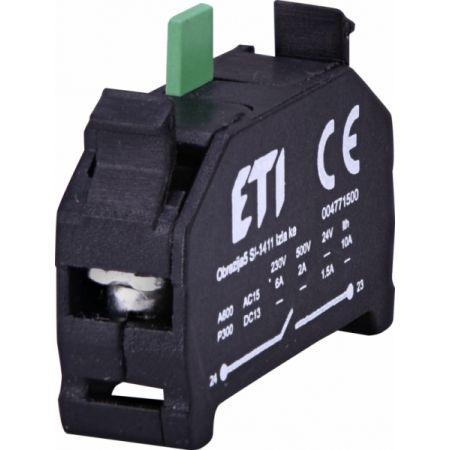 (4771500) Блок-контакты E-NO (нормально открытый). ETI