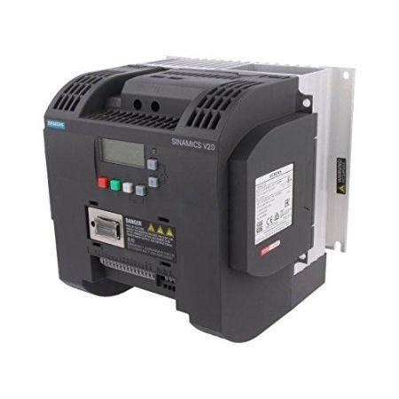 (6SL3210-5BB23-0UV0) Преобразователь частоты Siemens SINAMICS V20. P=3 кВт. Uвх=220В/Uвых=380В