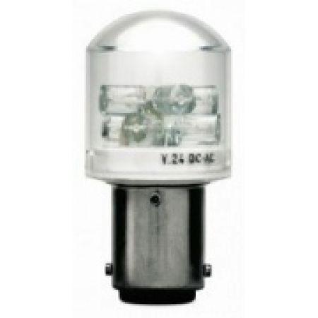 8LT7ALLE6 Лампочка светодиодная 8LT7ALLE6. 115V AC/DC. синий. LOVATO Electric