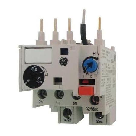 (101000) Тепловое реле MT03A для контакторов серии MC. диапазон 0.11-0.17A. General electric