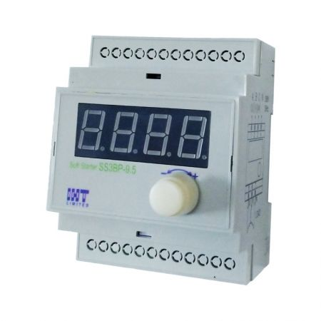 (SS3BP-9.5) Устройство плавного пуска SS3BP-9.5. P=6 кВт. трехфазный 380В. IHT Limited