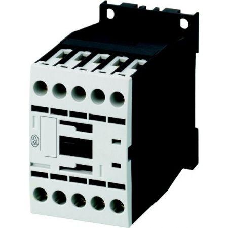 276725 Контактор DILM9-01(230V50HZ.240V60HZ). Iном=9 A. 4 кВт. 1 NC. Eaton