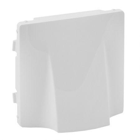 754730 Лицевая панель вывода кабеля Valena LIFE.белый.Legrand