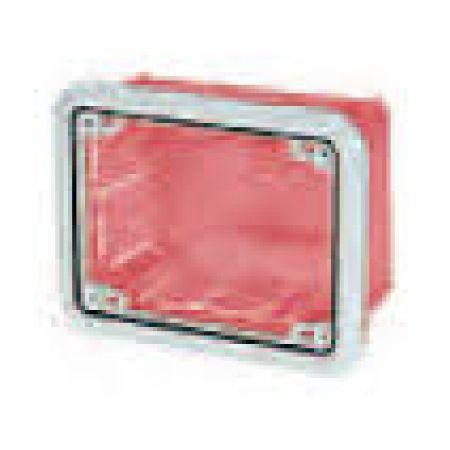 (EC690900) Корпус для монтажа розеток с блокировкой для скрытой проводки. Rosi Snc