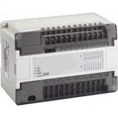 DVP16XM11N Модуль дискретного ввода для серии ES/EX/ES2/EX2 16 точек ввода/вывода 24 DC Без выходов