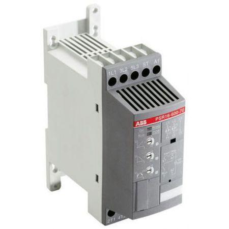 1SFA896105R7000 Устройство плавного пуска PSR9-600-70 9A. 4кВт. 400 В