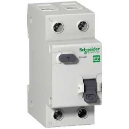 (EZ9R64240) Устройство защитного отключения  Easy 9 2P In-40 А. Un-230В. 300mA. Класс АС. Schneider Electric