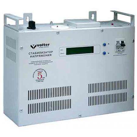 СНПТО-4У Стабилизатор напряжения СНПТО-4у. узкий диапазон входного напряжения. 7 ступеней регулирования напряжения. шаг регулирования - 15 В. 1ф. 3.5 кВт. 350х420х160. 150-260 В. Volter