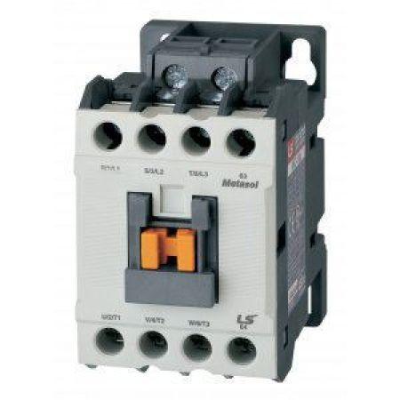 (1316002400) Контактор MC-9a Screw AC230V 50Hz 1a . Iном = 9 A. 4 кВт. 1 NO. серия Metasol. LS Industrial Systems