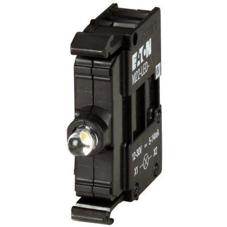216557 M22-LED-W. Светодиодный элемент белый. 12-30 V AC/DC для установления на передней панели серия RMQ-Titan. Moeller an Eaton Brand