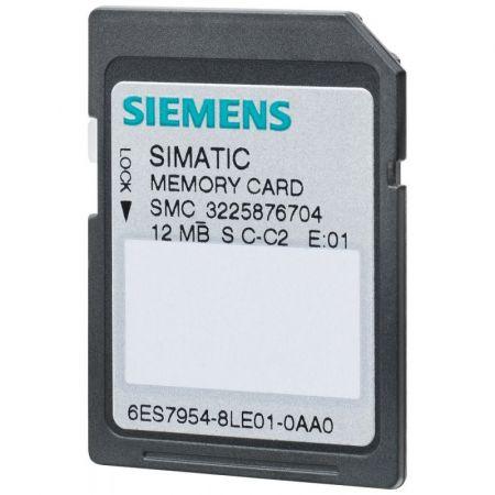 (6ES7954-8LC02-0AA0) Карта памяти SIMATIC (SD-карта)