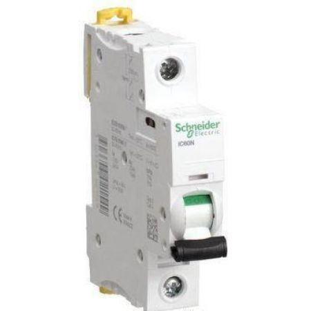 (A9F79116) Автоматический выключатель 16 А IC60N 1P. Un=220-240В Кривая C 6 кА. Schneider Electric