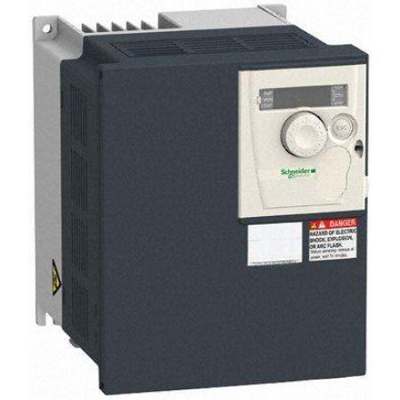 ATV312HU55N4 Преобразователь частоты серии Altivar 312 мощность 5.5 кВт. 3ф. 380В. Schneider Electric