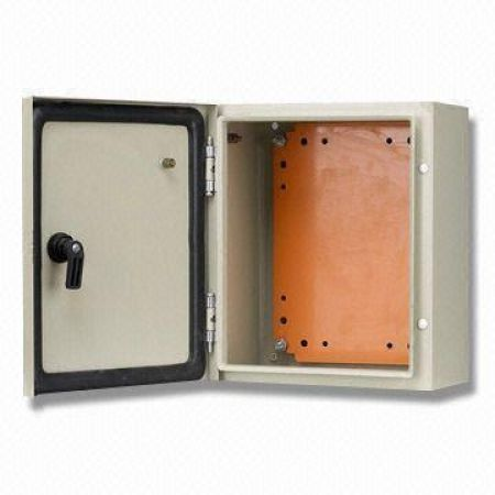 JXF200200150 Шкаф электротехнический 200х200х150. c монтажной панелью. IP54