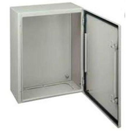NSYS3D5525 Шкаф электротехнический серии Special S3D. 500x500x250. со сплошной дверью без монтажной панели. IP66. Schneider Electric