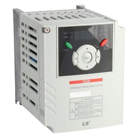 (SV015iG5A-4) Преобразователь частоты iG5A 1.5кВт 380В. LS Industrial System