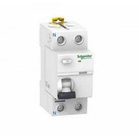 (A9R41225) Устройство защитного отключения iID 2 полюса 25A 30мА AC. Schneider Electric