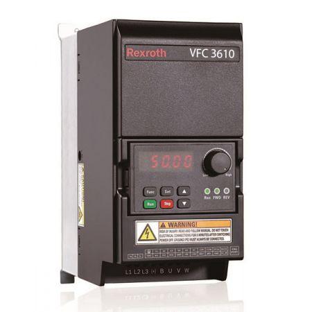 (R912005095) Преобразователь частоты VFC3610 5.5кВт 380В. Bosch Rexroth