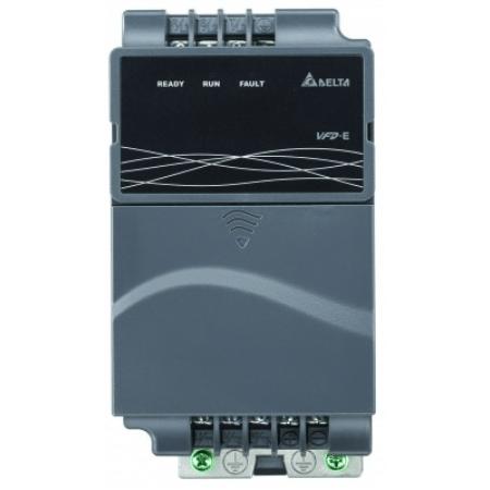 (VFD007E21T) Преобразователь частоты VFD-E 0.75кВт 220В. Delta