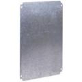 YKM30-MPU-030-049 Монтажная панель 300х490 (оцинк) на уголки. для КСРМ. IEK