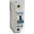 (6SM125B) Автоматический выключатель 6SM125B 1P. In=25А. Кривая B 6 кА. SIGMA