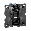 67032 Механизм выключателя кнопочного одноклавишный