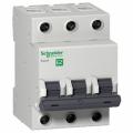 (EZ9F34316) Автоматический выключатель Easy 9 3P In=16 А Un=220-440В Кривая B 4.5 кА. Schneider Electric