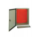 JXF400300200 Шкаф электротехнический 400х300х200. c монтажной панелью. IP54