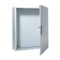 NSYS3D101030P Шкаф электротехнический серии Special S3D. 1000x1000x300.со сплошной дверью и стальной монтажной панелью. IP66. Schneider Electric