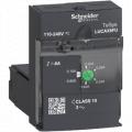 (LUCAX6FU) Стандартный блок управления Tesys U для силового блока LUB 12. Ir=0.15-0.6 Aмпер. Uк=110-240В. Scneider Electric