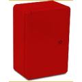 (MD9040) Шкаф ударопрочный красный ABS 200х300х130 МП. IP65. Adal Pano